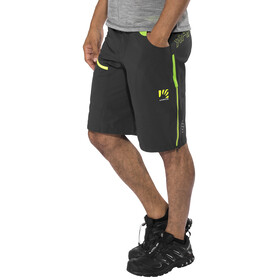 Karpos Free Shape Stone - Pantalones cortos Hombre - gris/verde